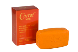 Carrot Glow Exfoliating Purifying Soap