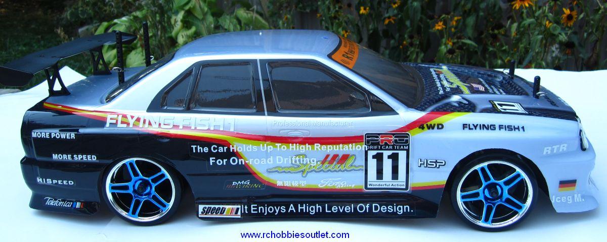 Rc Drift Car Electric Radio Control Rtr