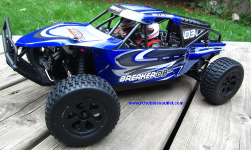 RC Electric Trophy Truck Baja Style 2.4G 4WD 1/10 Scale 20191
