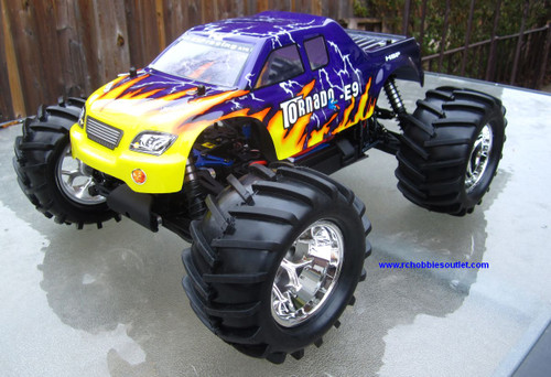 RC Truck Brushless electric 1/18 scale