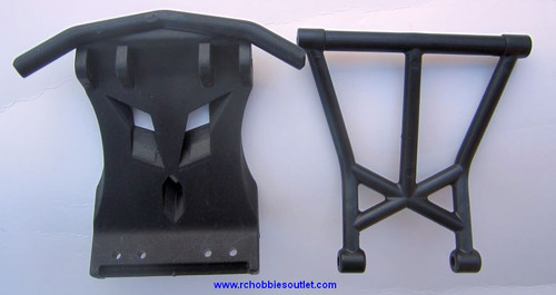 20120  Front Bumper  for HSP Sand Rail Truck