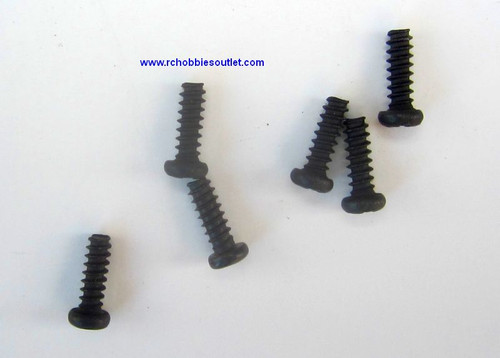 58058  2x6 mm Screw