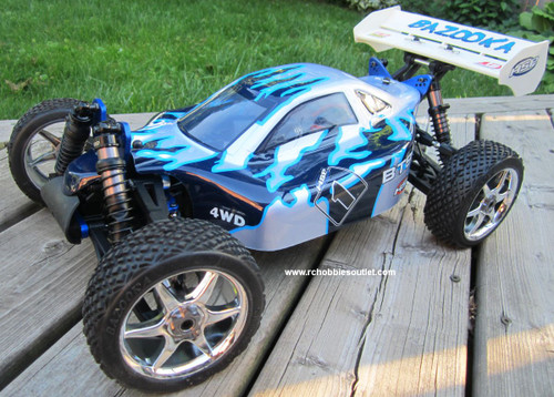 RC Buggy / Car Brushless Electric 1/8 scale