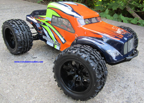 RC Electric Truck Baja Style 1/10 Scale 2.4G 4WD 20492