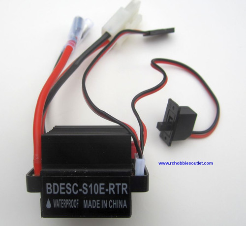 03018 Waterproof Electronic Speed Controller ( ESC)