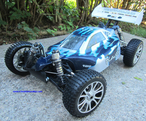 RC Buggy /Car Brushless Electric 1/8 scale TOP2 PRO LIPO 4WD  YX18814