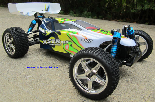 RC Buggy / Car  Brushless Electric HSP 1/10  XSTR-PRO LIPO  2.4G 20791