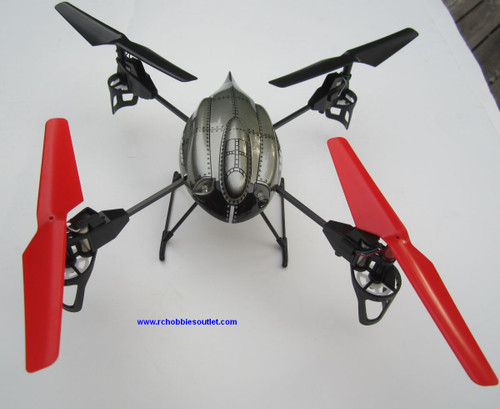 RC Quadcopter 6 Axis 2.4G with Camera