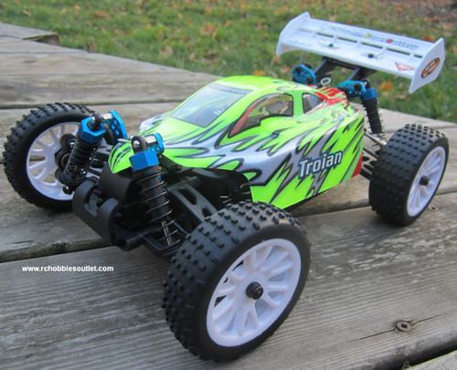 RC Buggy 1/16 scale