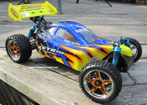 RC brushless electric buggy/ car