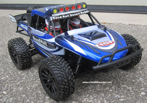 RC Sand Rail Buggy / Car Electric 1/16 Scale 2.4G  4WD  RTR  68491
