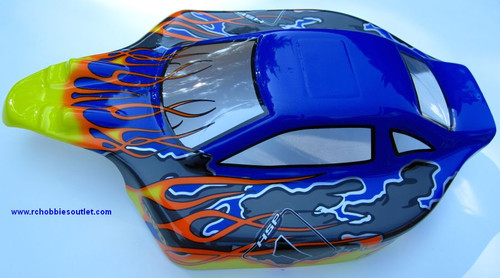 81353  1/8 Scale Body Shell for RC Nitro Buggy