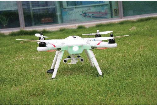 RC Seeker Drone / Quadrocopter 2.4G GPS  REH66V303
