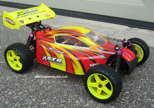 RC Electric Buggy / Car  1/10 Scale  2.4G 4WD  RTR  10719