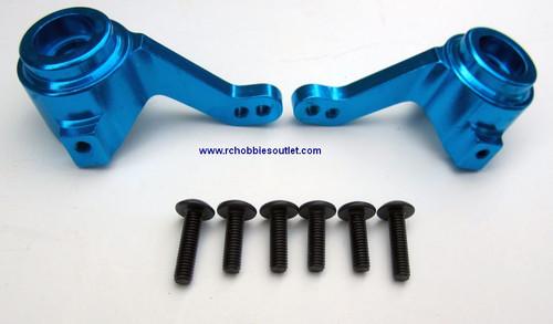 02131 or 102011 or 102211 Blue Aluminum Steering Arm HSP  Redcat ETC