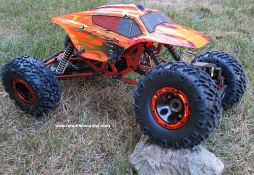 RC Rock Crawler Truck T2 1/10 Scale 2.4G RTR 4WD  18096