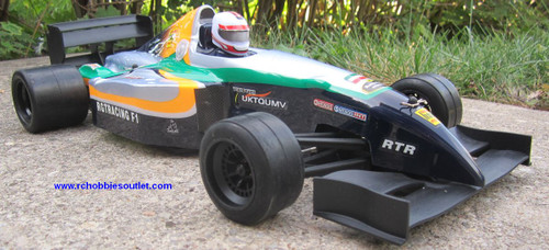 RC Formula 1 Race Car Electric HSP 1/10 Scale 2.4G F1006
