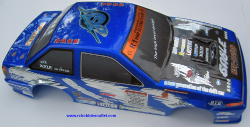 12352 HSP  RC Car 1/10 Scale Body Shell