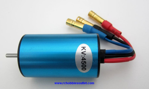28470 Brushless Motor for 1/16 Scale KV4500