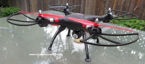 RC Quadcopter Aviator Explorer 6 Axis 2.4G with 5.8G FPV and Camera RTF