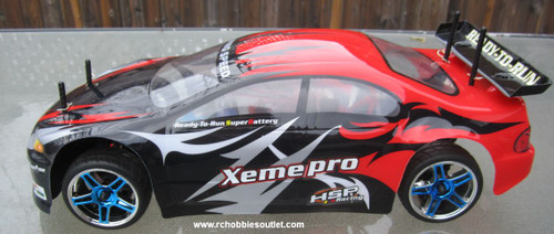 RC Race Car HSP 1/10 Pro Brushless  Electric 4WD LIPO 2.4G 10222