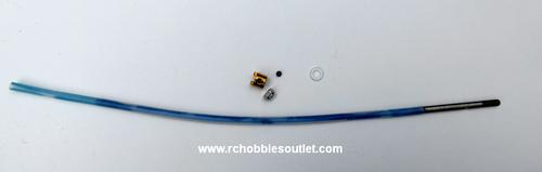 830202 Flexible Shaft Set 4mm for US-1 V2 Boat