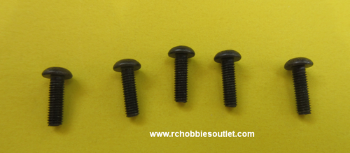 3x10mm Metal Screw (5pcs) for L160-2