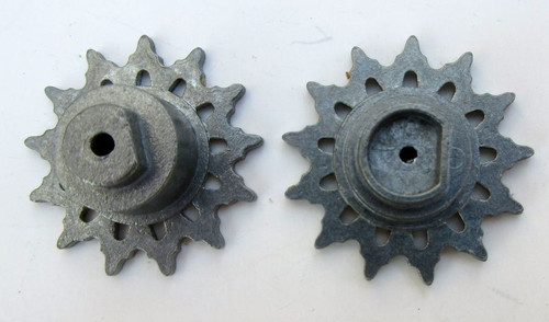 Heng Long  Sherman Tank  3898 Metal Drive/Sprocket Wheels