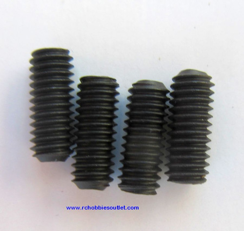 61018 Hex Head Grub Screw (4*10mm)  HSP, Himoto, Redcat, Wind Hobby