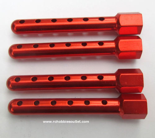 880009 Alumium Body Posts for 1/8 Scale Rock Crawler HSP, Redcat, Exceed, Himoto