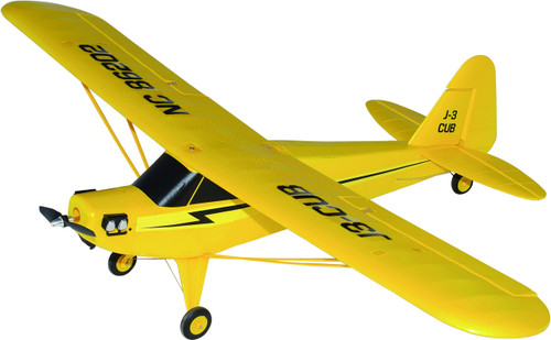J3-CUB V2 RC Airplane RTF Brushless Electric Joysway 6202