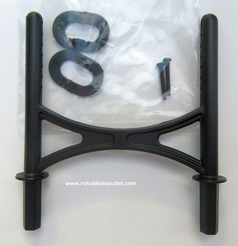20135 Front Body Posts for 1/10 Scale Sports Rally Car HSP, Redcat
