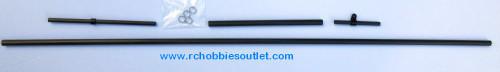 881519  B Mast Set  for  Dragonforce 65 V6 Joysway Sailboats