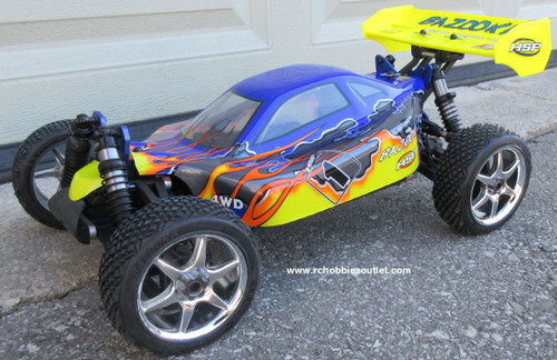 RC Buggy/ Car  Brushless Electric LIPO 1/8 Scale E9 Pro 2.4G 4WD  81353