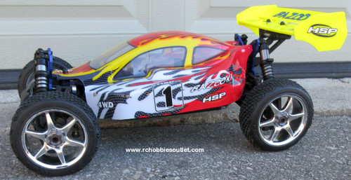 RC Buggy/ Car  Brushless Electric LIPO 1/8 Scale E9 Pro 2.4G 4WD  81355