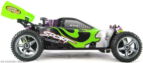 RC Buggy / Car  Nitro gas