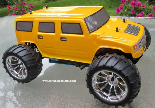 RC Nitro Gas Monster Truck HSP 1/10 Scale 4WD 2.4G RTR 88115