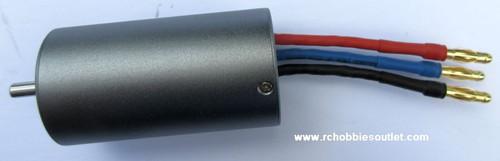 61920 2400kv Brushless Motor for 1/8 Scale HSP, Redcat