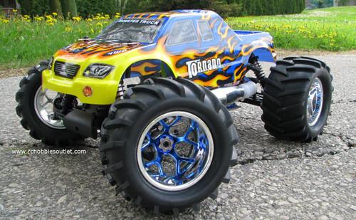 RC Nitro truck Tornado