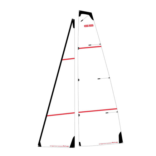 881508 Dragon Force 65 V6 A+ Printed Mylar Sail Set