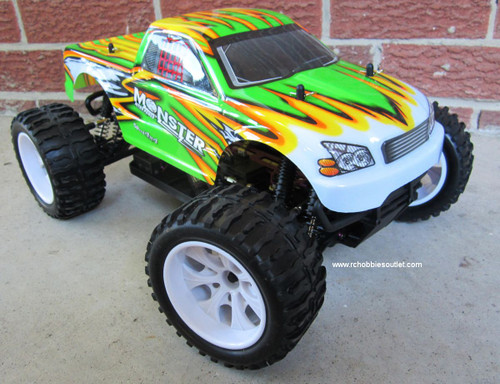 RC ELECTRIC TRUCK 1/10 Scale 4WD  RTR MONSTER Car  88009