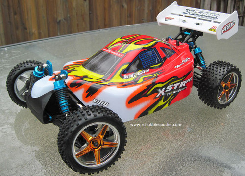 RC car / buggy brushless electric 1/10 scale