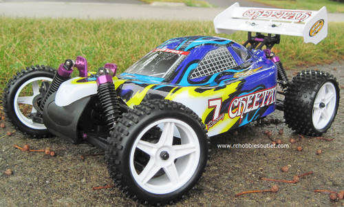 RC Car /.Buggy Electric 1/10 Scale  4WD 2.4G  RTR  YX10071