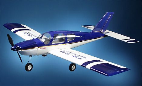 RC TB-20 PLANE AIRPLANE 4CH ELECTRIC RADIO CONTROL ARF RTF