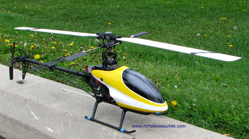 RC Helicopter E-RAZOR 450 Radio Control Electric