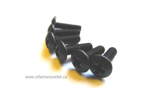 02096 3x10 CAP SCREW 6p HSP ATOMIC TYRANNO HIMOTO ETC