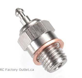 70117 Nitro Glow Plug #3 HSP, Redcat, HPI, TRAXAS,etc. ( Hot)