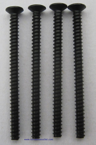 60084  Countersunk Self-tapping Screw 3*40 4P