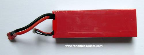 7.4v 5200 MAH 30C LIPO battery