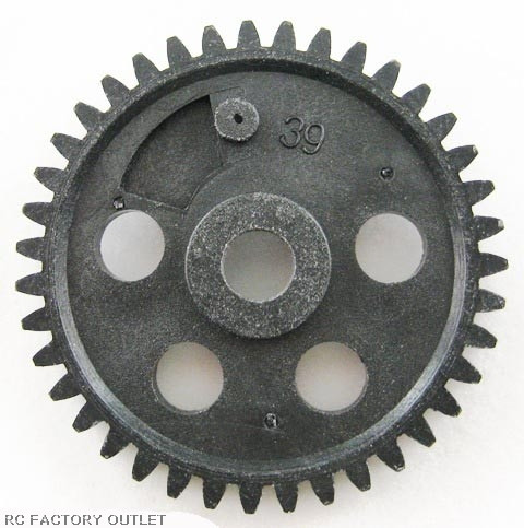 02041 39t T/THROTTLE GEAR HSP ATOMIC TYRANNO HIMOTO ETC